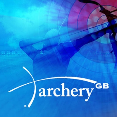 Archery GB logo - tournament support
