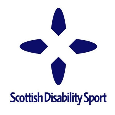 Scottish Disability Sport logo