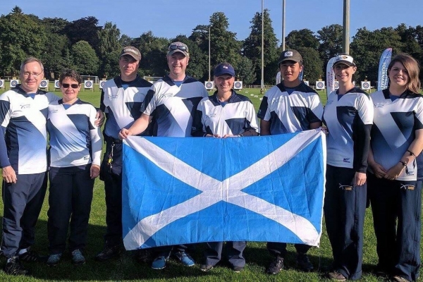 Scottish Senior Team, BTC 2017